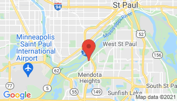 Google Map of Banas Family Law's Location